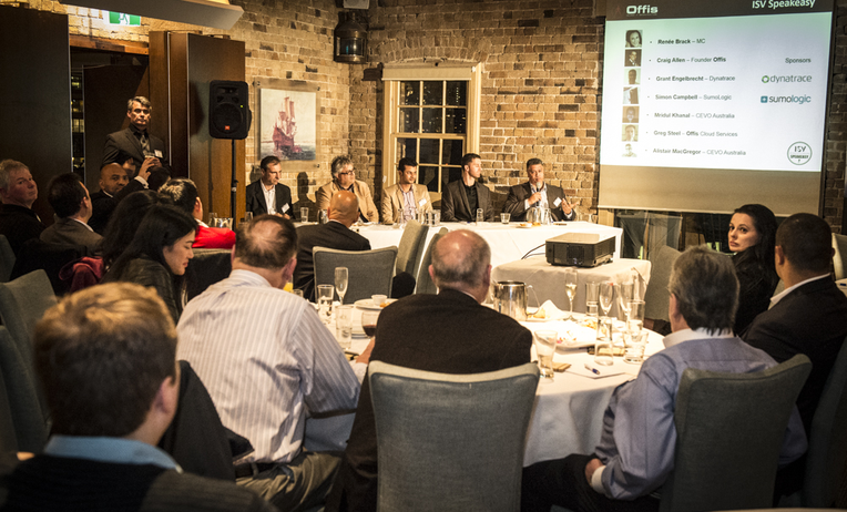 ISV Speakeasy 2015 - Enabling CI/CD for Business Advantage. Was a great night for our ISV community to speak up, speak out and speak their mind about the things that matter for their business.