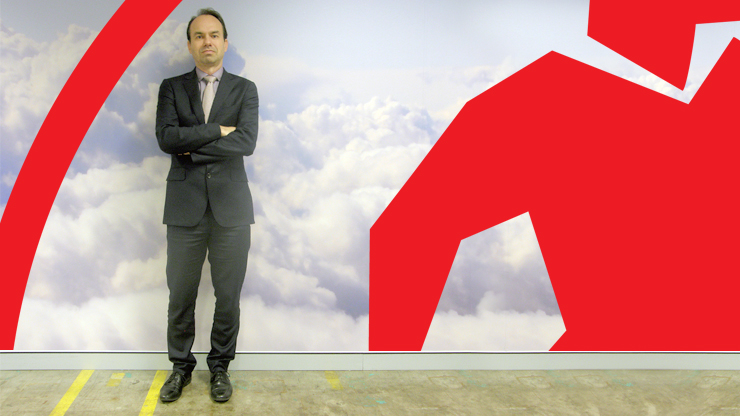 Franck Demoiseau - Offis CEO